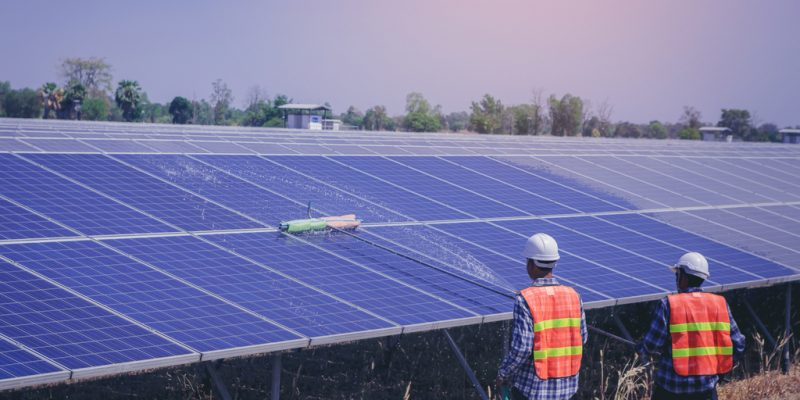 KENYA : Davis & Shirtliff équipera l'usine d'eau de Mundika d'un système solaire©Panumas Yanuthai/Shutterstock