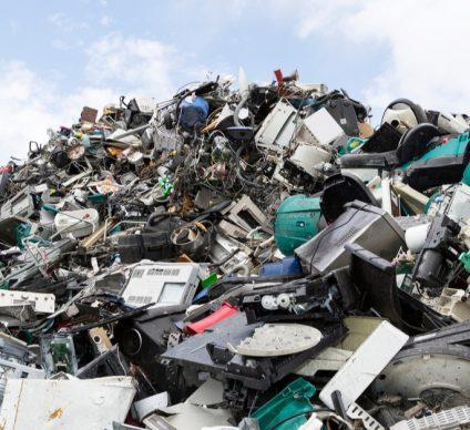 AFRICA: e-waste output reaches alarming levels©Morten B/Shutterstock