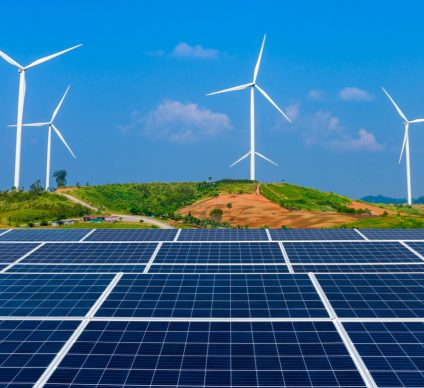 MOROCCO/MAURITANIA: How solar and wind power are boosting electricity supply©YAMADA STOCK/Shutterstock