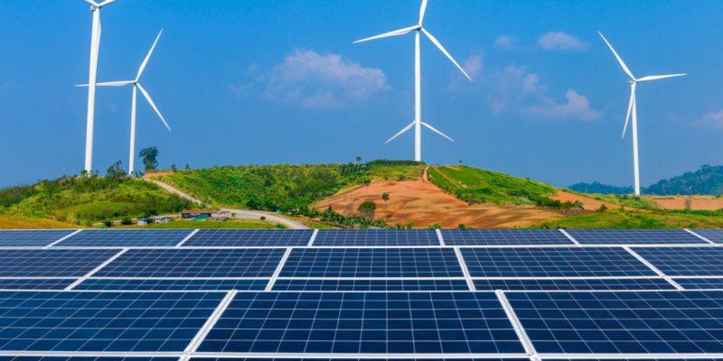 MAROC/MAURITANIE : comment le solaire et l'éolien font un bond dans les mix électriques©YAMADA STOCK/Shutterstock