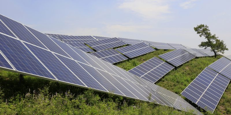 CHAD: SNE to build photovoltaic solar power plant in Kalam-Kalam©chinahbzyg/Shutterstock