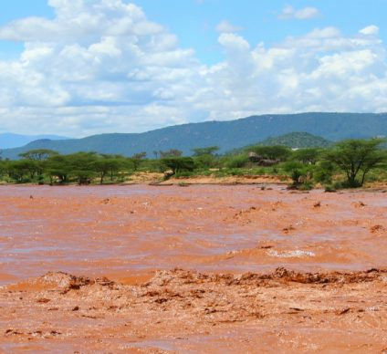 COTE D'IVOIRE: Geolocation service to warn of flood risks©Anna Om/Shutterstock