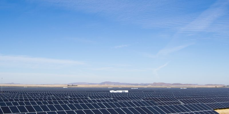 ZIMBABWE: Centragrid to inject 25 MWp of solar energy into the grid by 2021 ©Douw de Jager/Shutterstock