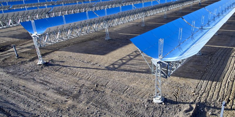 ZAMBIA: Sinohydro to carry out work on Kalulushi CSP solar power plant©Jenson/Shutterstock