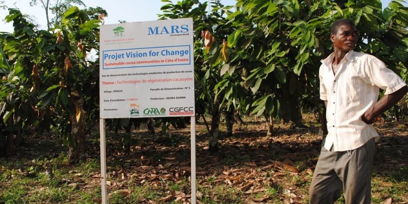 COTE D'IVOIRE: GCF allocates $11 million to an FAO-supported agro-ecology project©DR