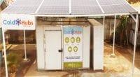 NIGERIA : Ikegwuonu récompensé pour son projet de réfrigérateurs alimentés au solaire©Global Citizen