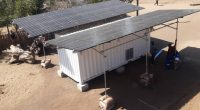 MALAWI: SustainSolar connects containerised solar mini-grid to Mthembanji©Mthembanji