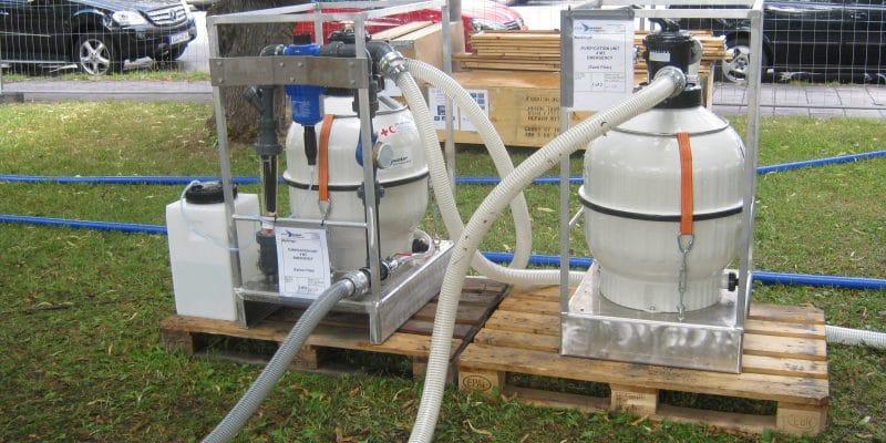 AFRIQUE DU SUD : Rosatom introduit une nouvelle solution de potabilisation de l'eau©DR