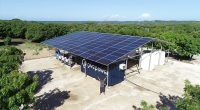 KENYA: GivePower installs solar-powered desalination system at Likoni©GivePower