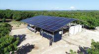KENYA : GivePower installe un système de dessalement à l'énergie solaire à Likoni©GivePower