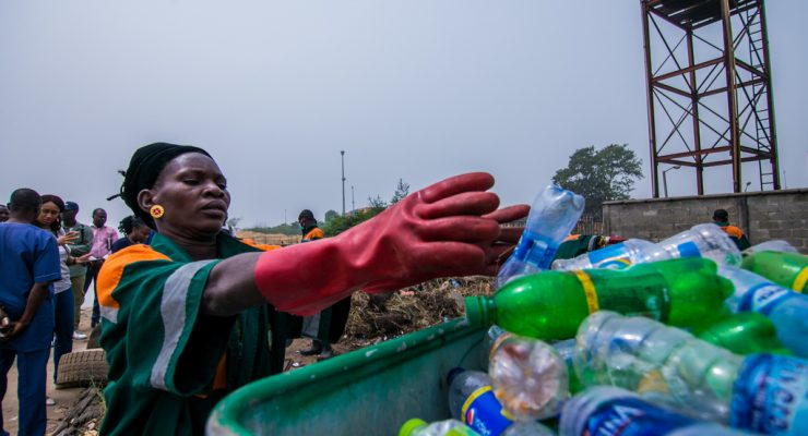 EAST AFRICA: AEPW and UN-Habitat join forces against plastic waste