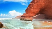 "MOROCCO: 26 beaches labelled ""Blue Flag"" 2020 for sustainable development ©Migel/Shutterstock"