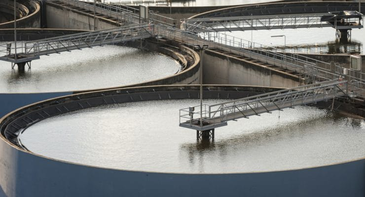 SOUTH AFRICA: Randfontein wastewater treatment plant reactivated