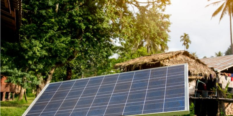 BENIN: Greenlight planet and Aress electrify 5,000 households with solar power©Theeraphong