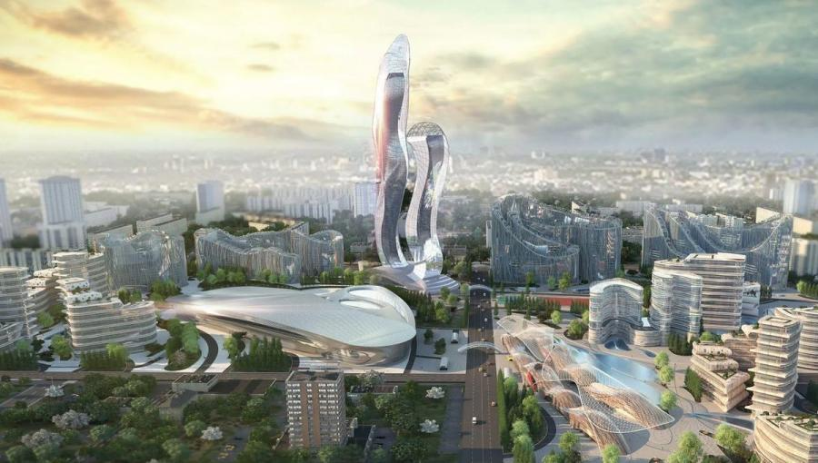 SENEGAL: Akon City, the Green City Project is launched at a cost of $6  billion | Afrik 21