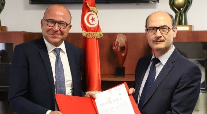 TUNISIA: Steg to buy electricity from Akuo Energy'ssolar power plant in Gabès©Akuo Energy