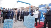 IVORY COAST: The government inaugurates drinking water projects in Sinfra and Gagnoa©Presidency of the Republic of Ivory Coast
