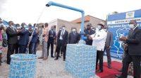 COTE D'IVOIRE : le gouvernement inaugure un projet d'eau potable à Sinfra et Gagnoa©Présidence de Cote d'Ivoire