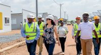 GHANA: Axcon launches construction of a 5 MWp solar power plant in Appolonia City©Appolonia City