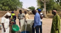 BURKINA FASO: The State strengthens the water supply in the Mouhoun loop©Delegation of the European Union to the Republic of Niger