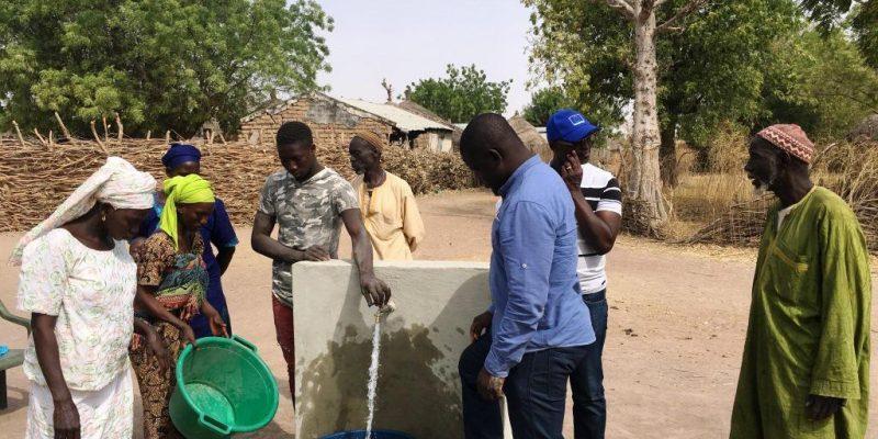 BURKINA FASO : l'État renforce l'approvisionnement en eau dans la Boucle du Mouhoun©Délégation de l'Union européenne auprès de la République du Niger