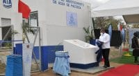 MOZAMBIQUE : le gouvernement inaugure une station d'eau potable à Macossa©Gouvernement du Mozambique