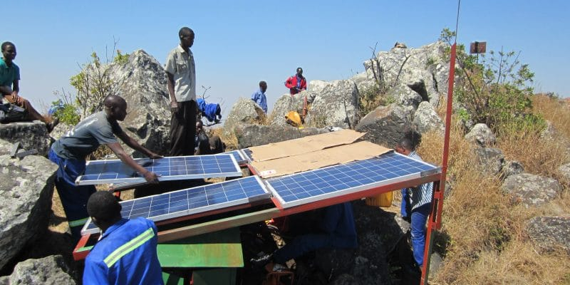 NIGERIA: Lumos and MTN launch Lumos Prime and Lumos Eco, two solar solutions©DR