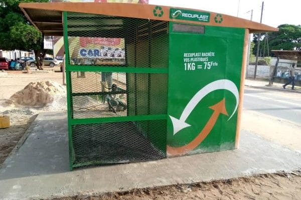 """SENEGAL: Proplast launches """"Récuplast"""" against plastic waste pollution©Proplast"""
