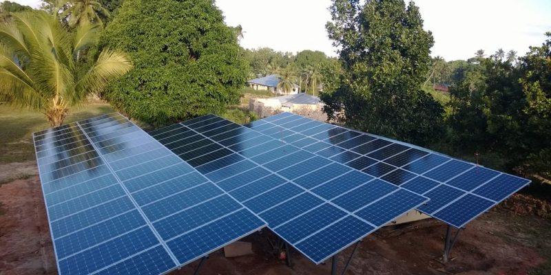 AFRICA: Swedfund finances PV solar energy suppliers via SunFunder©Juriz/Shutterstock