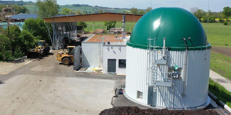 ÉGYPTE : EnviroTaqa s'allie à Renergon International pour des projets de biogaz ©Renergon International AG