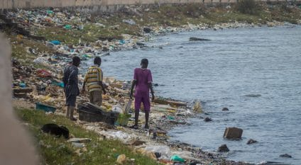 IVORY COAST: Cocody and Nestlé join forces to fight against plastic waste©Anze Furlan/Shutterstock
