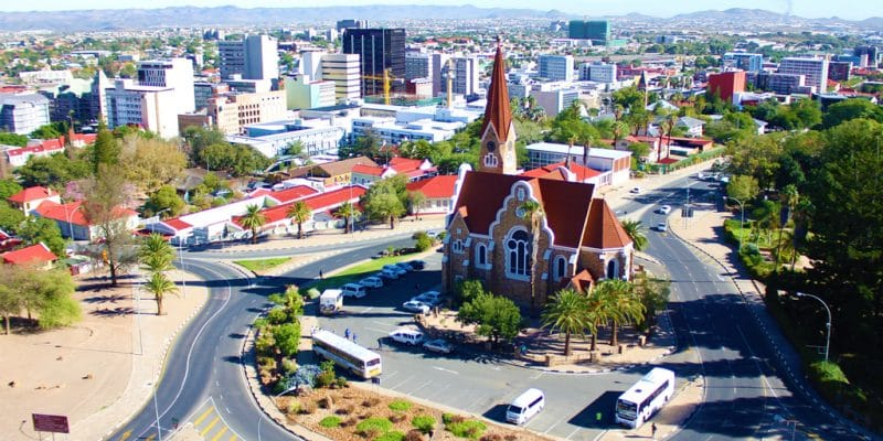"""NAMIBIA: IFC launches """"Edge"""" for green building certification©Roger Brown/Shutterstock"""