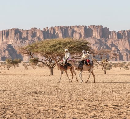 AFRICA: Climate solutions to prevent security crises©Torsten Pursche/Shutterstock