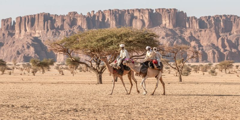AFRICA: Climate solutions to prevent security crises©Torsten Pursche/Shutterstock