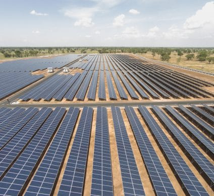 SOUTH AFRICA: Bokamoso PV solar power plant (68 MWp) goes into operation© ES_SO/Shutterstock
