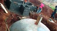 CAMEROON: the Green Power start-up produces biogas from household waste© Green Power Biotechnology