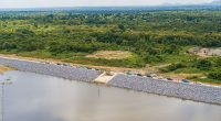 BENIN: the Ayédjoko dam will come into service before the end of 2020© Soneb