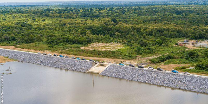 BENIN: the Ayédjoko dam will come into service before the end of 2020© Soneb