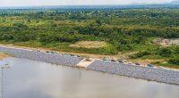 BÉNIN : le barrage d'Ayédjoko entrera en service avant la fin de 2020© Soneb