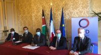 KENYA: EU, EIB and AFD join forces for water and sanitation in Kisumu©EIB