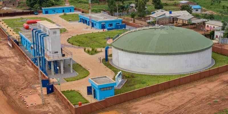 BENIN: with €43.6m, Sogea Satom provides water to 240,000 people in Abomey-Calavi© Government of Benin