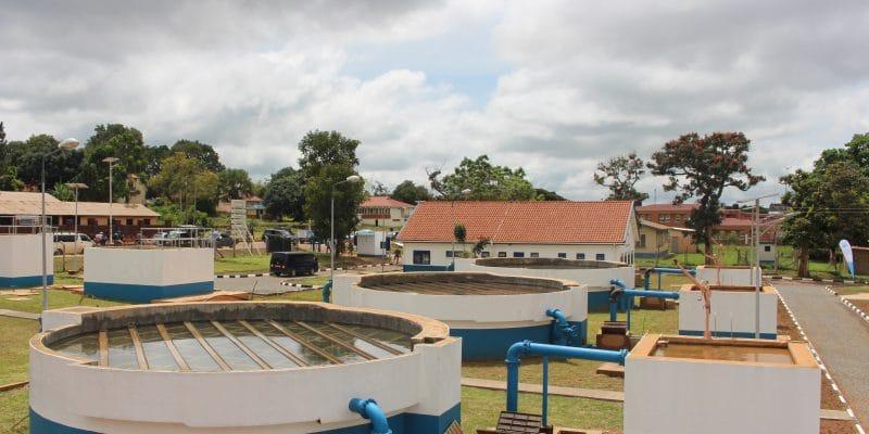 UGANDA: Government inaugurates water and sanitation project in Gulu ©NWSC
