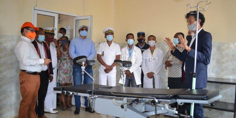 MADAGASCAR: Jirogasy electrifies 11 dispensaries via its solar generators ©Jirogasy