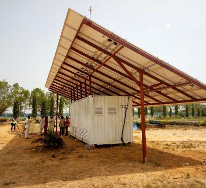 NIGERIA : Eos renforce son partenariat avec Nayo pour le stockage d'électricité ©Nayo Tropical Technology