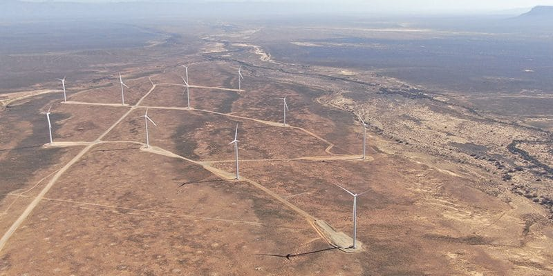 SOUTH AFRICA: Perdekraal East wind farm to deliver 110 MW in 4 weeks' time©Perdekraal East