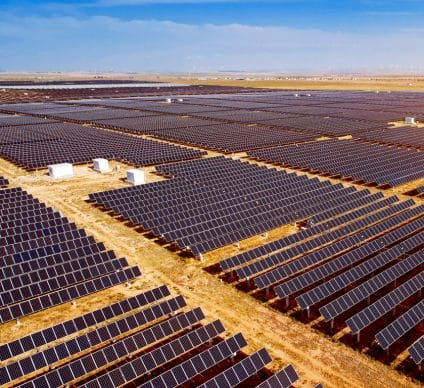 MADAGASCAR: the Ambatolampy solar power plant (20 MWp) refinanced to the tune of €16.2M©Jenson/Shutterstock
