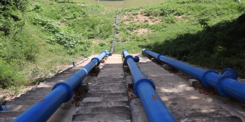 GABON: SEEG to invest €3m to reinforce the Mandorové raw water pumping station