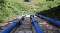 GABON : avec 3 M€, la SEEG va renforcer la station de pompage d'eau brute de Mandorové©SmileKorn/Shutterstock