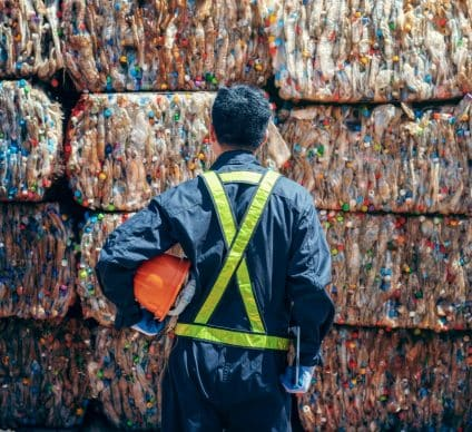 EGYPT: Nestlé wants to facilitate plastic recycling via an online platform ©Chanchai phetdikhai/Shutterstock