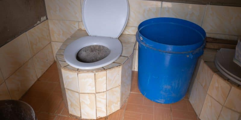 CONGO: Stay Clean offers dry toilets in Kinshasa©africa924/Shutterstock